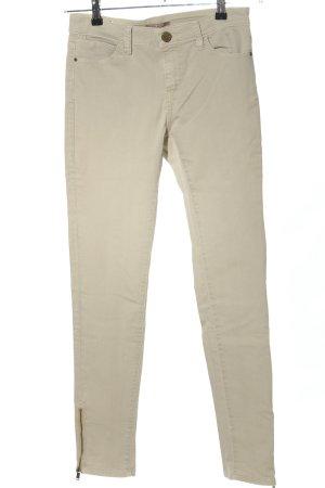 Orsay Pantalon kaki gris clair style décontracté
