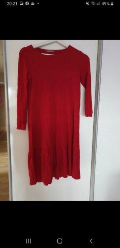 Orsay Sukienka dresowa ciemnoczerwony