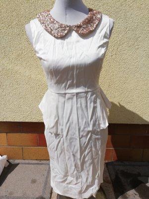 Orsay Kleid Cocktailkleid Pailetten Gr. 36