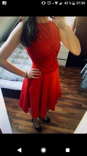 Orsay Kleid rot Gr. S 36