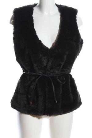 Orsay weste schwarz extravaganter Stil