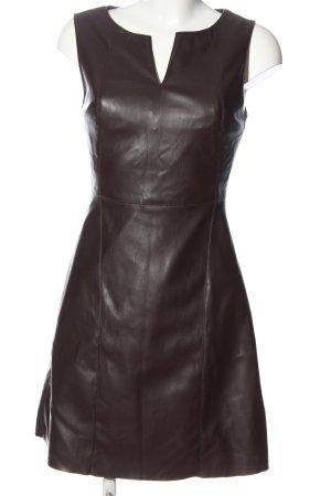 Orsay Kunstlederkleid braun Casual-Look