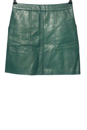 Orsay Kunstlederrock khaki Casual-Look