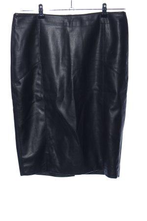 Orsay Rok van imitatieleder zwart elegant