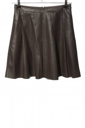 Orsay Faux Leather Skirt brown casual look
