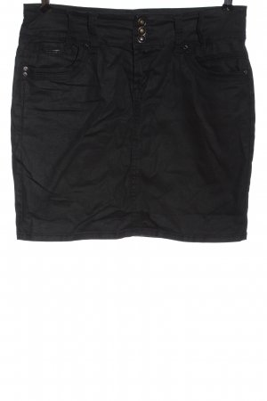 Orsay Faux Leather Skirt black casual look
