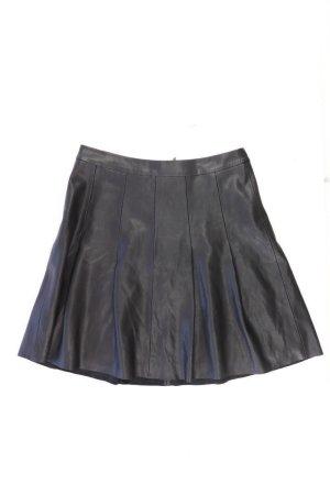 Orsay Spódnica z imitacji skóry czarny Poliuretan