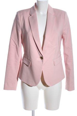 Orsay Kurz-Blazer pink Business-Look