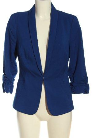 Orsay Blazer corto blu stile casual
