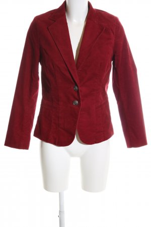Orsay Kurz-Blazer rot Business-Look