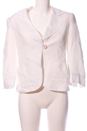 Orsay Blazer corto bianco sporco stile professionale