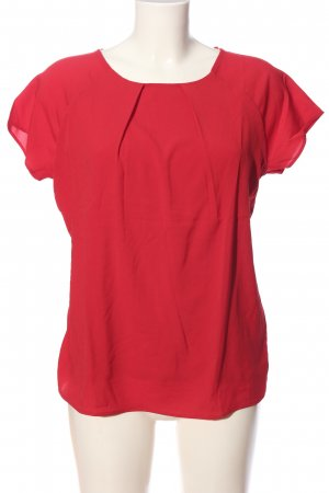 Orsay Kurzarm-Bluse rot Casual-Look