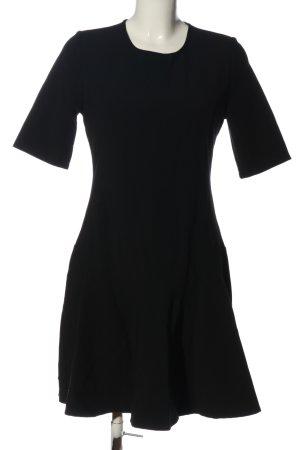 Orsay Kurzarmkleid schwarz Casual-Look