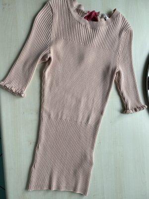 Orsay Crewneck Sweater rose-gold-coloured-pink viscose