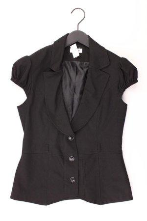 Orsay Kurzblazer Größe 38 schwarz aus Polyester