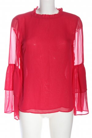 Orsay Langarm-Bluse pink Elegant