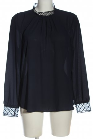 Orsay Long Sleeve Blouse black casual look