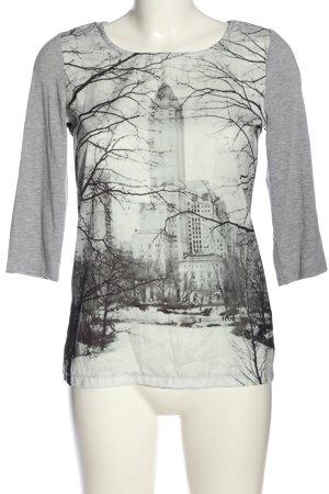 Orsay Langarm-Bluse meliert Casual-Look