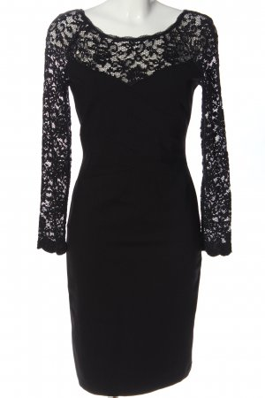Orsay Langarmkleid schwarz Elegant