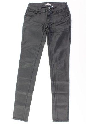 Orsay Lederhose schwarz Größe 34