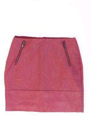 Orsay Faux Leather Skirt polyurethane