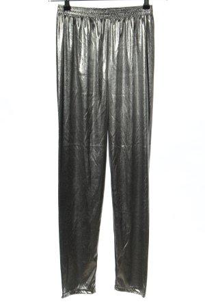 Orsay Leggings silberfarben extravaganter Stil