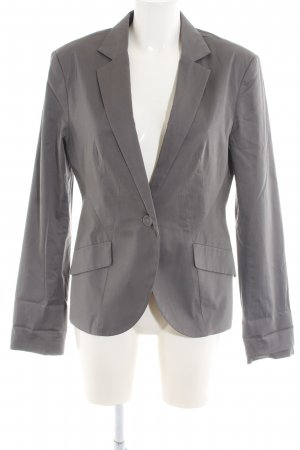 Orsay Long-Blazer hellgrau Business-Look