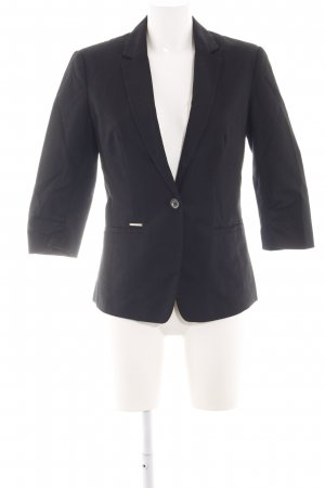 Orsay Long-Blazer schwarz Business-Look