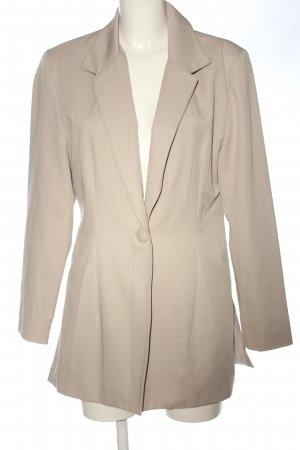 Orsay Long-Blazer hellgrau Casual-Look
