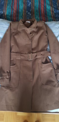 Orsay Robe manteau marron clair