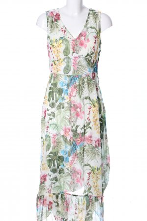 Orsay Maxi Dress flower pattern casual look