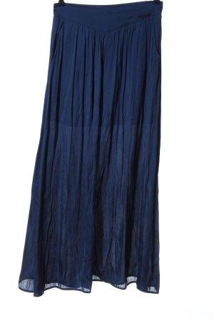 Orsay Maxirock blau Casual-Look