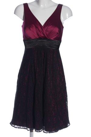 Orsay Empire Dress black-red elegant