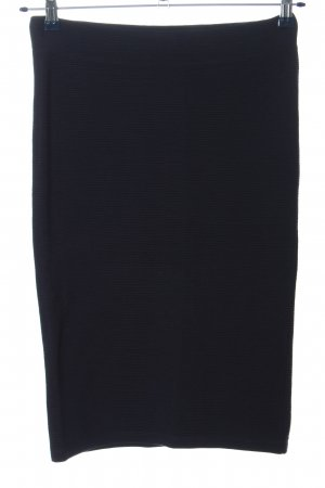Orsay Jupe stretch noir style d'affaires