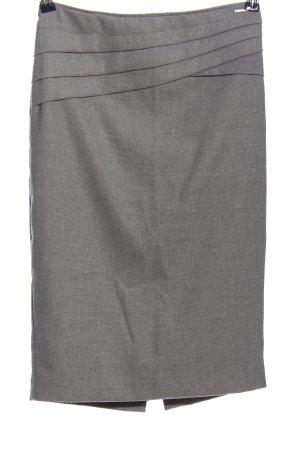 Orsay Spódnica midi jasnoszary W stylu biznesowym