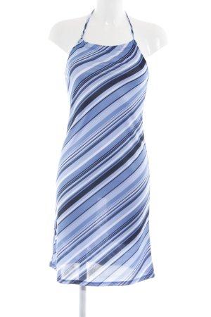 Orsay Minikleid blau-weiß Streifenmuster Casual-Look