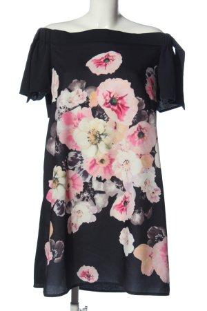 Orsay Mini Dress flower pattern casual look