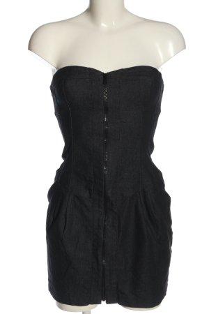 Orsay Minikleid schwarz Casual-Look
