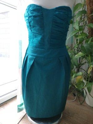 Orsay Bandeau Dress turquoise-petrol