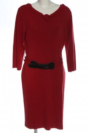 Orsay Minikleid rot Casual-Look