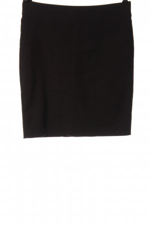 Orsay Minirock schwarz Casual-Look