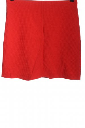Orsay Mini rok rood casual uitstraling