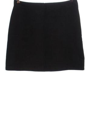 Orsay Mini rok zwart zakelijke stijl