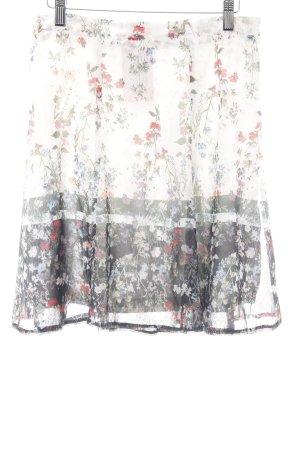 Orsay Minirock Blumenmuster schlichter Stil