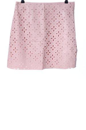 Orsay Minirock pink Blumenmuster Elegant