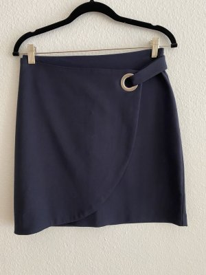 Orsay Minirock dunkelblau, Gr. 36