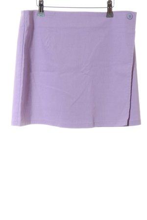 Orsay Minirock lila Casual-Look