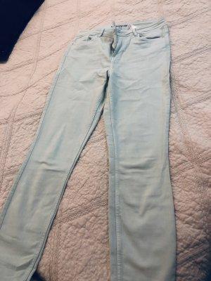 Orsay mintgrüne Jeans