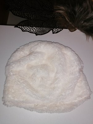 Orsay Fur Hat white