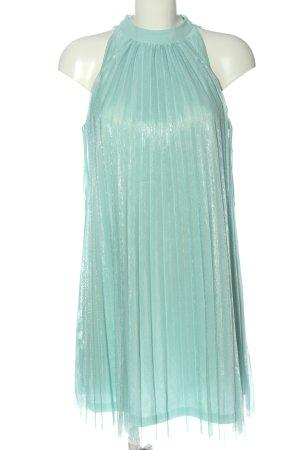 Orsay Halter Dress turquoise elegant